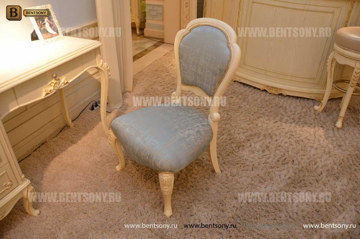 Спальня Митчел А (Классика, Ткань, Белый цвет) купить в СПб