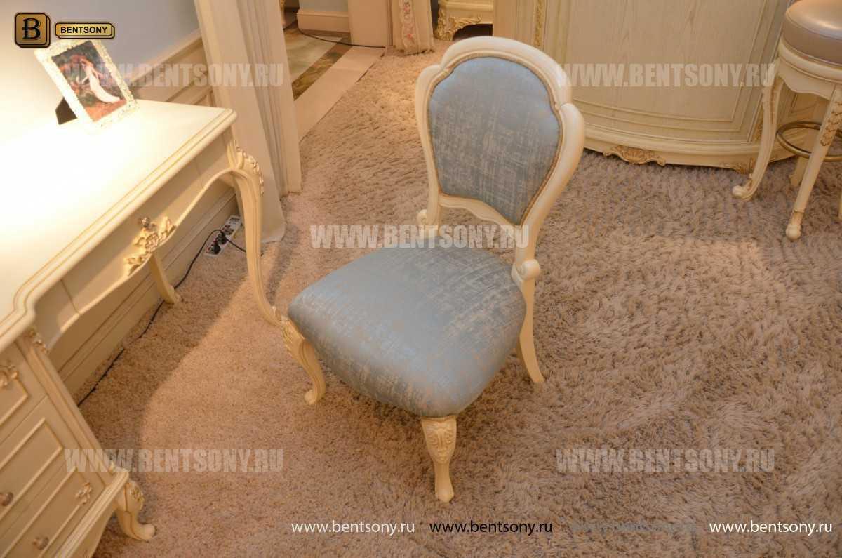 Спальня Митчел А (Классика, Ткань, Белый цвет) цена