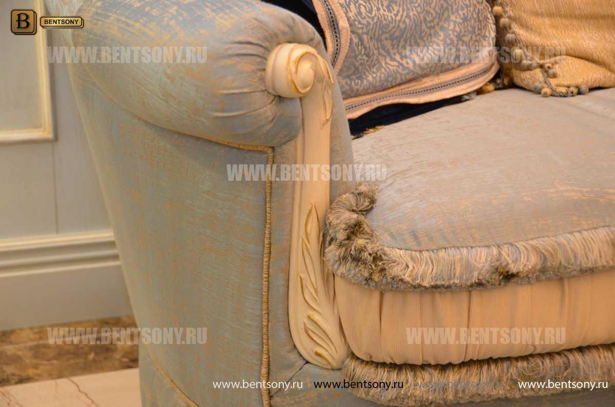 Диван Митчел А (Классика, Ткань) каталог мебели