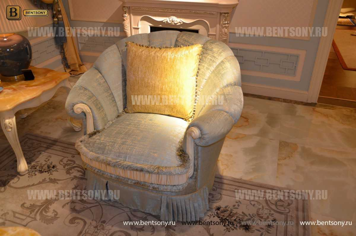 Кресло Митчел А (Классика, Ткань) фото