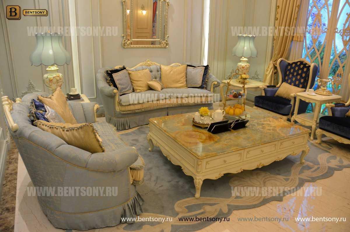 Гостиная Митчел А (Классика, Ткань) официальный сайт цены