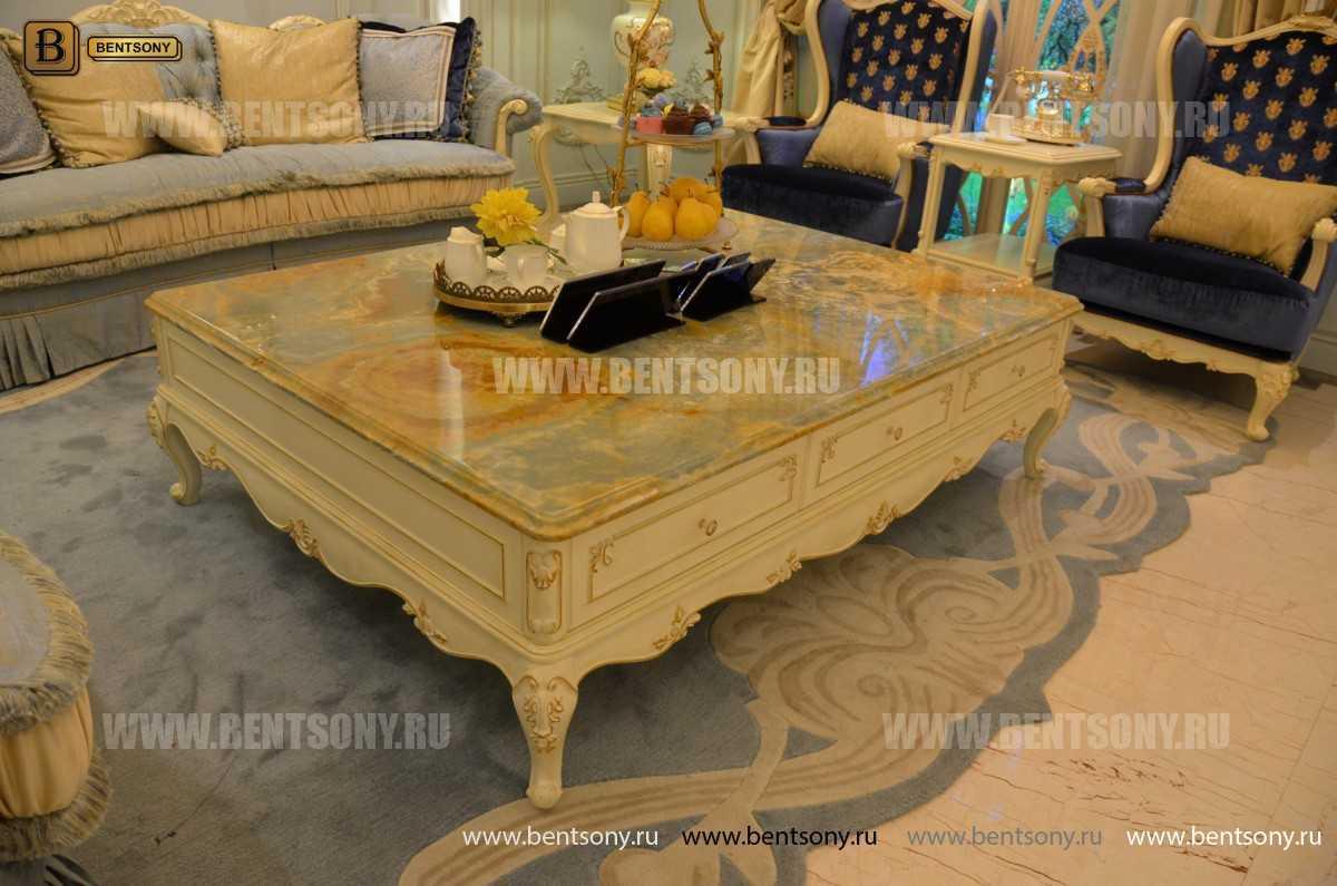 Гостиная Митчел А (Классика, Ткань) каталог мебели