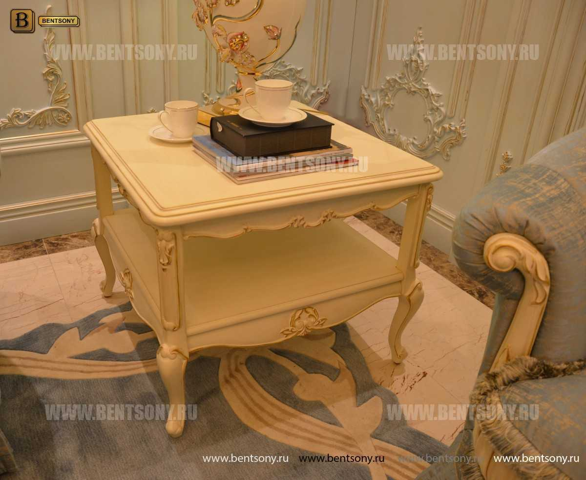Гостиная Митчел D (Классика, Ткань, Натуральная кожа) каталог