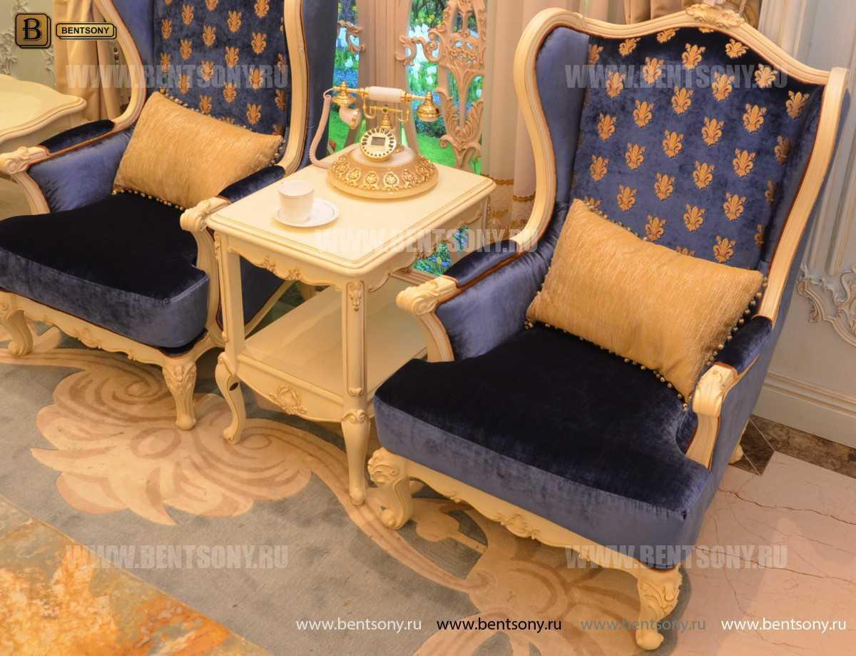 Чайный стол Митчел (Классика, массив дерева) в СПб