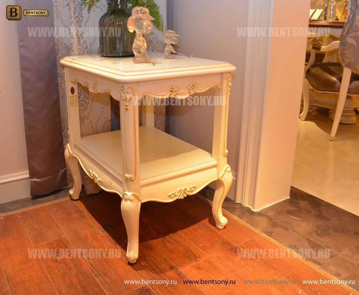 Чайный стол Митчел (Классика, массив дерева) распродажа