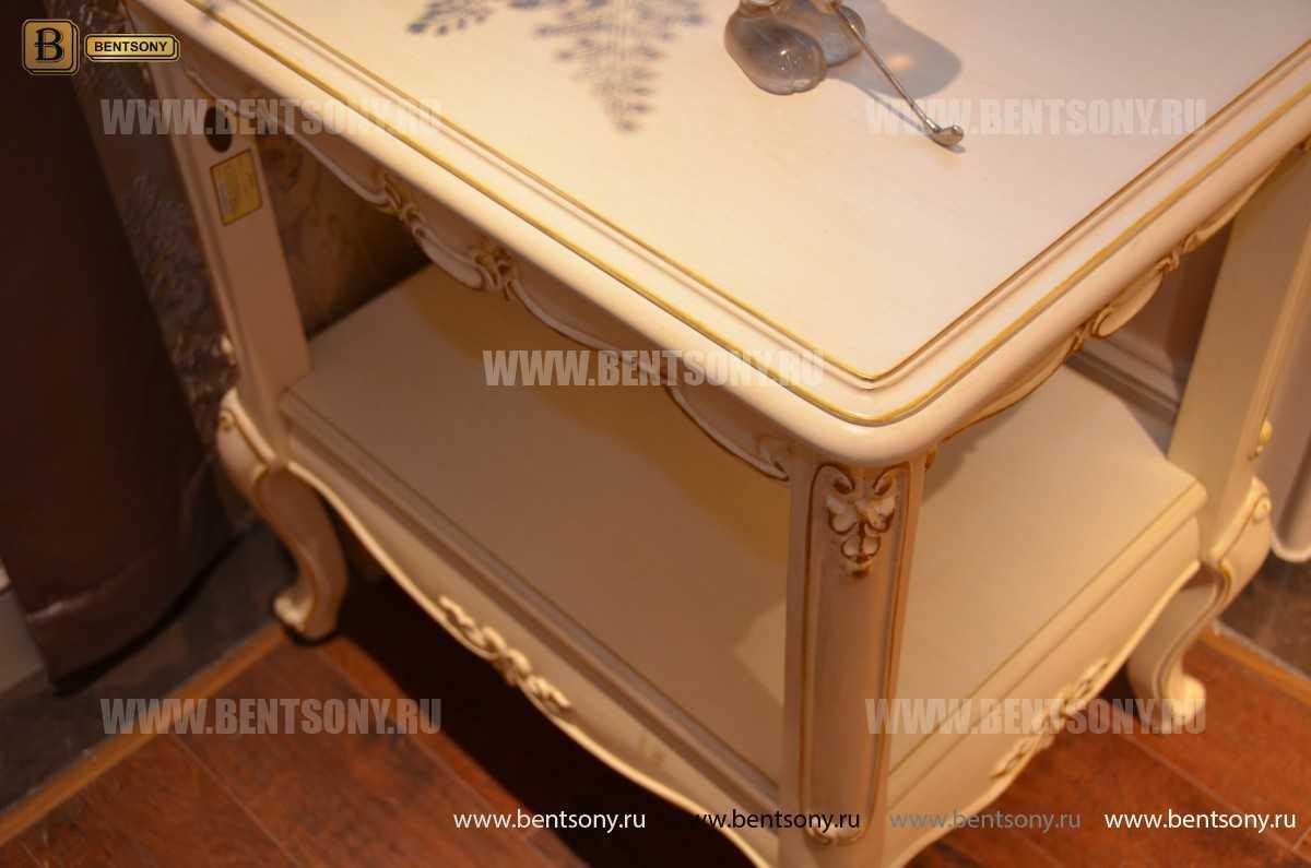 Чайный стол Митчел (Классика, массив дерева) каталог