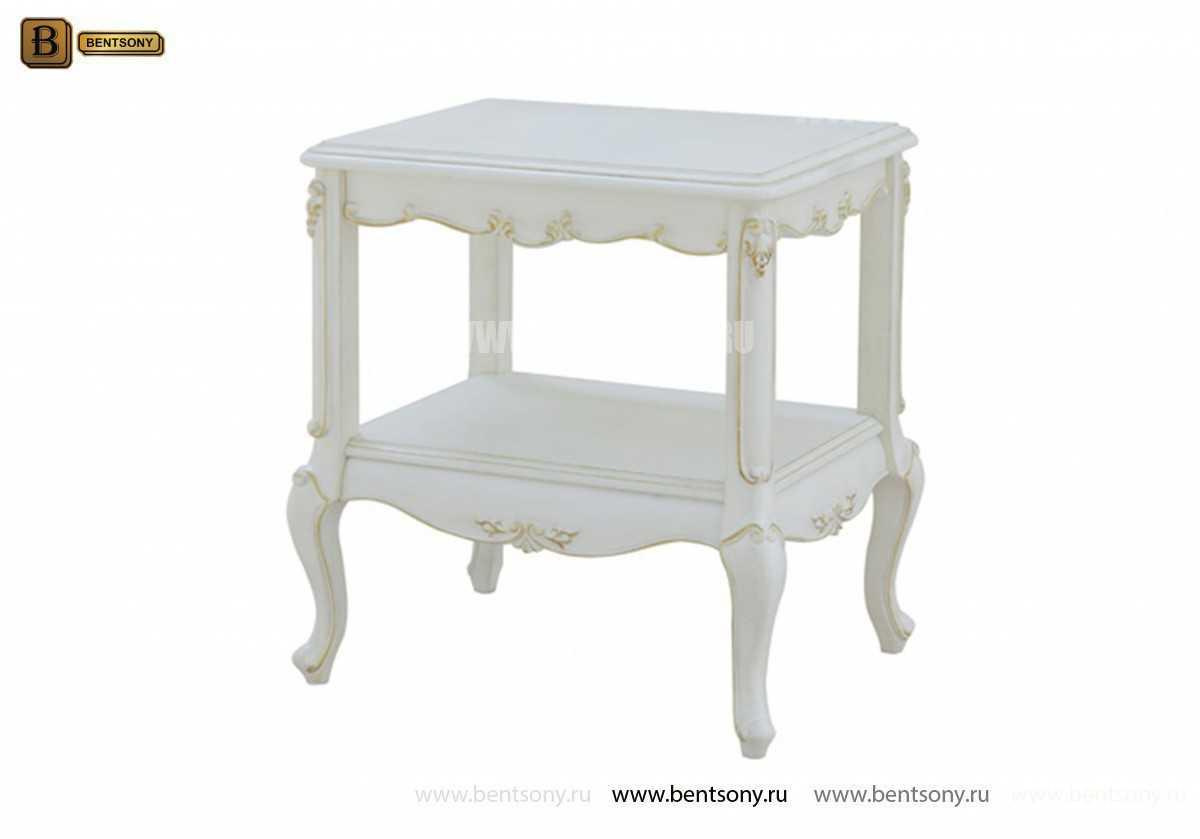 Чайный стол Митчел (Классика, массив дерева) для дома