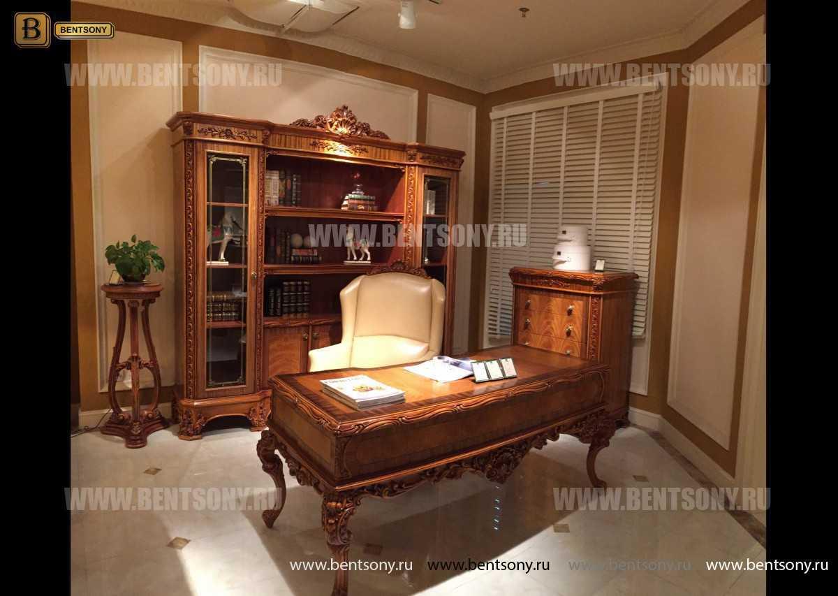 Письменный стол Белмонт (Массив дерева, классика) сайт цены