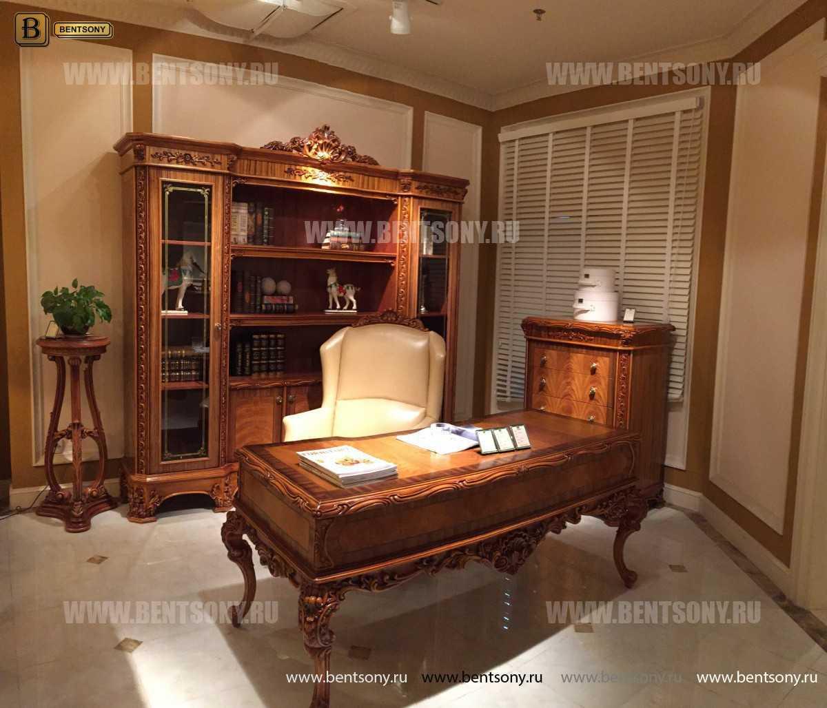 Письменный стол Белмонт (Массив дерева, классика) магазин