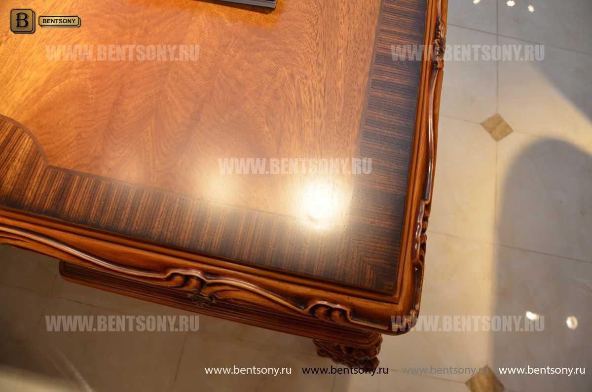 Письменный стол Белмонт (Массив дерева, классика) купить