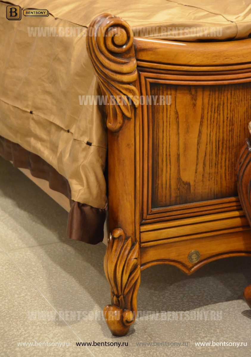 Кровать Феникс С (Классика, Массив дерева) в Москве