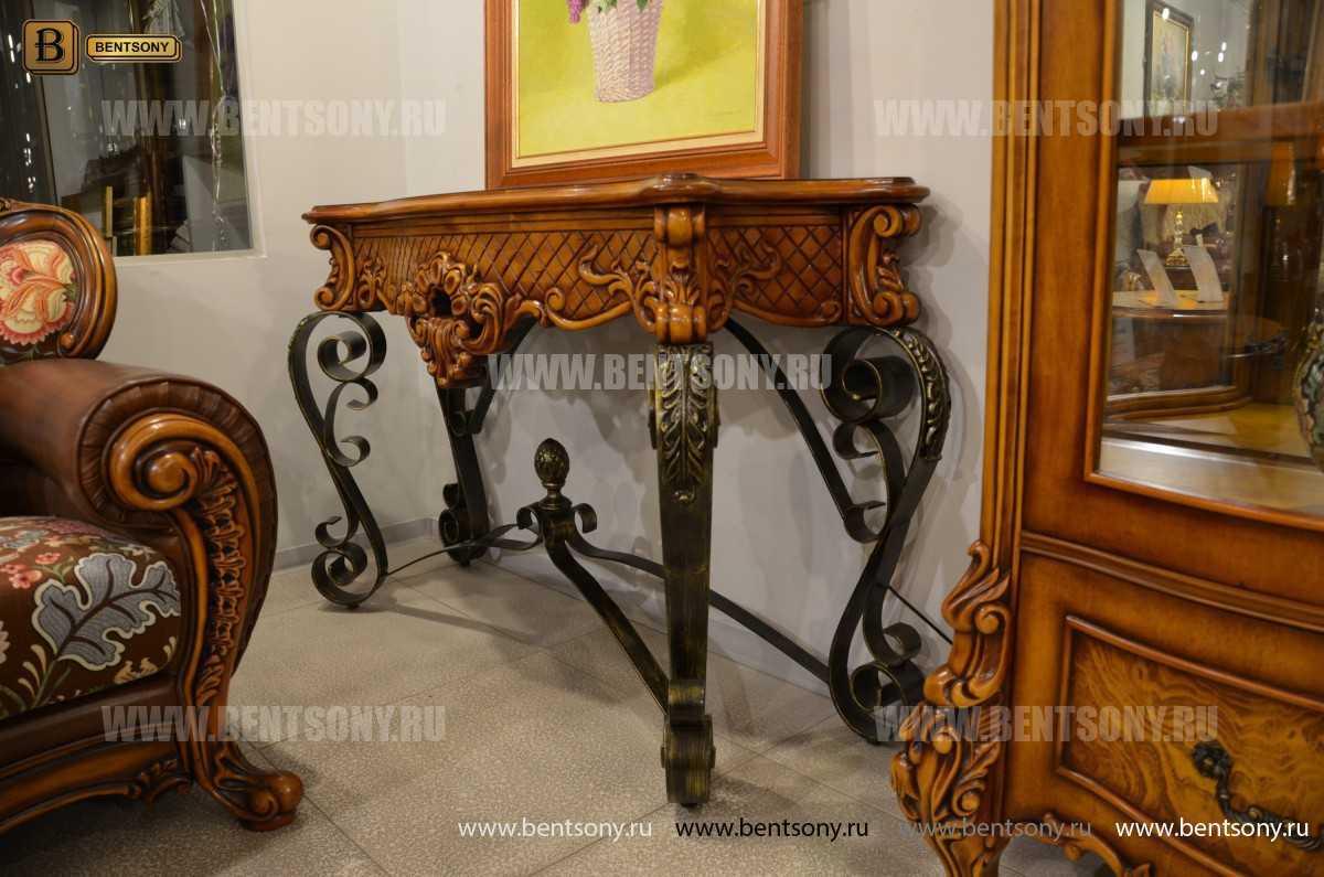 Консоль Дакота (Деревянная столешница) каталог с ценами