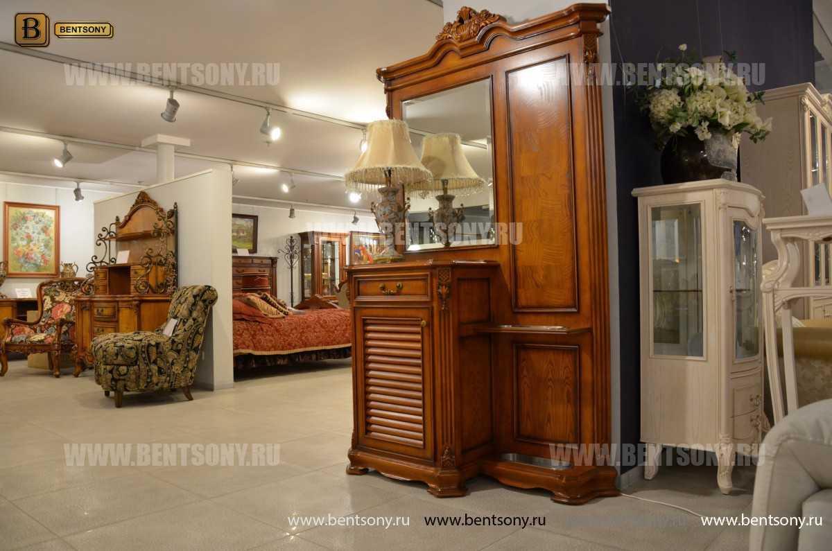 Прихожая Феникс (Классика, массив дерева) купить в Москве