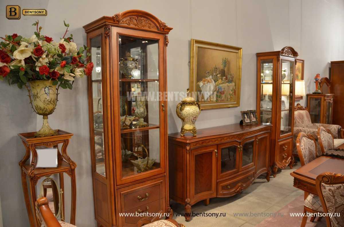 Комод Флетчер (Классика, массив дерева) купить в Москве