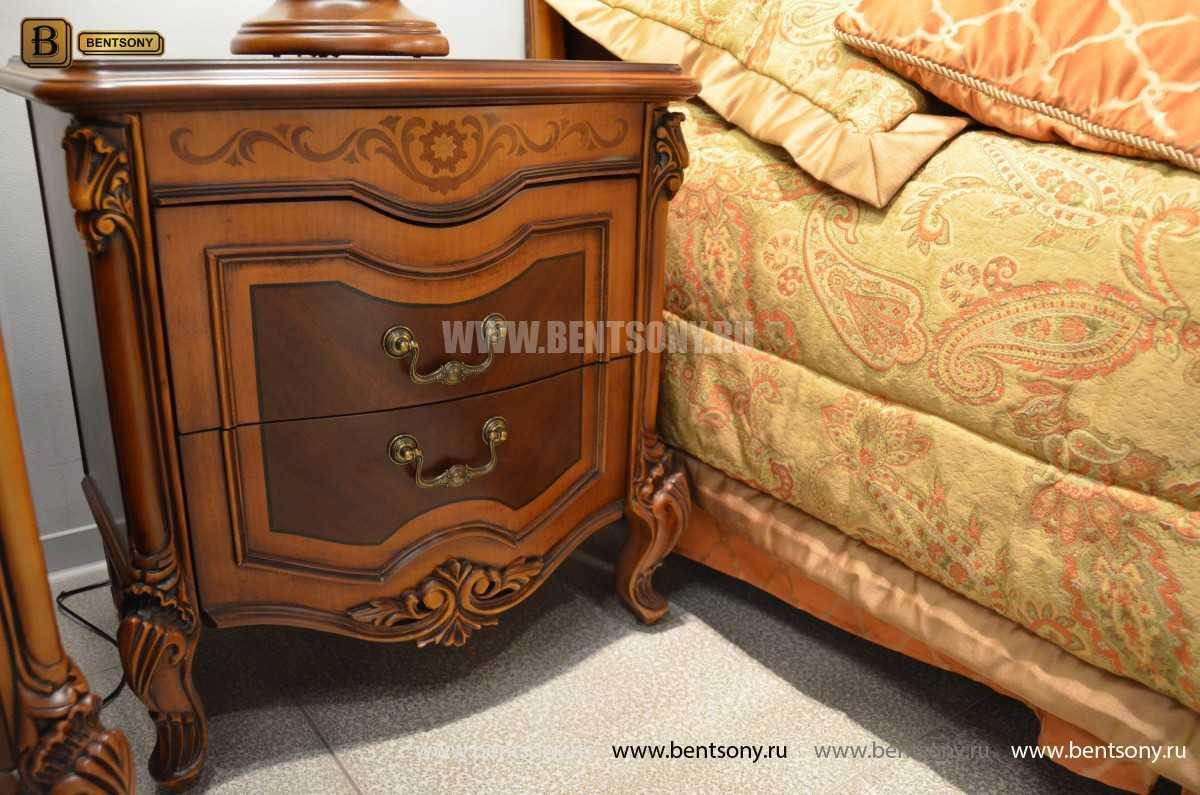 Спальня Флетчер А классическая в интерьере