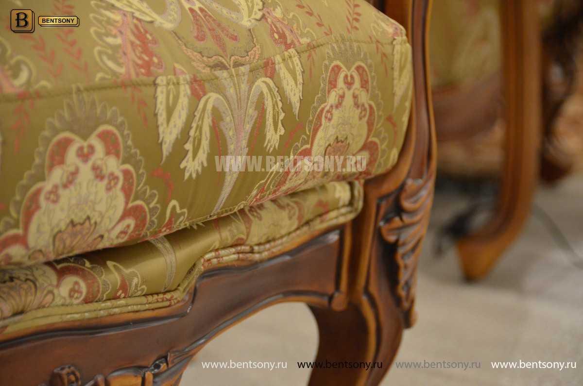 Оттоманка Флетчер В классическая (Ткань) для дома