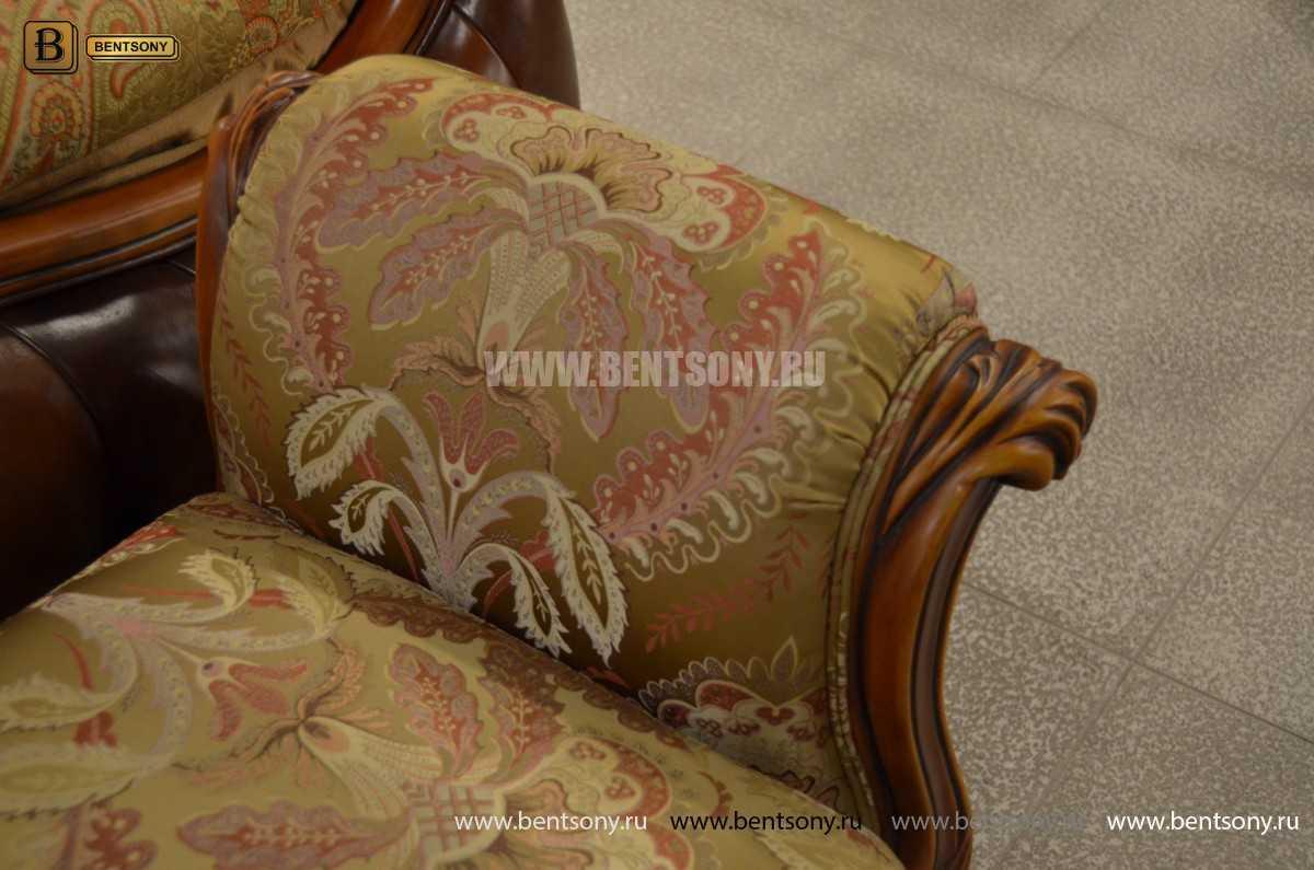Оттоманка Флетчер В классическая (Ткань) официальный сайт цены