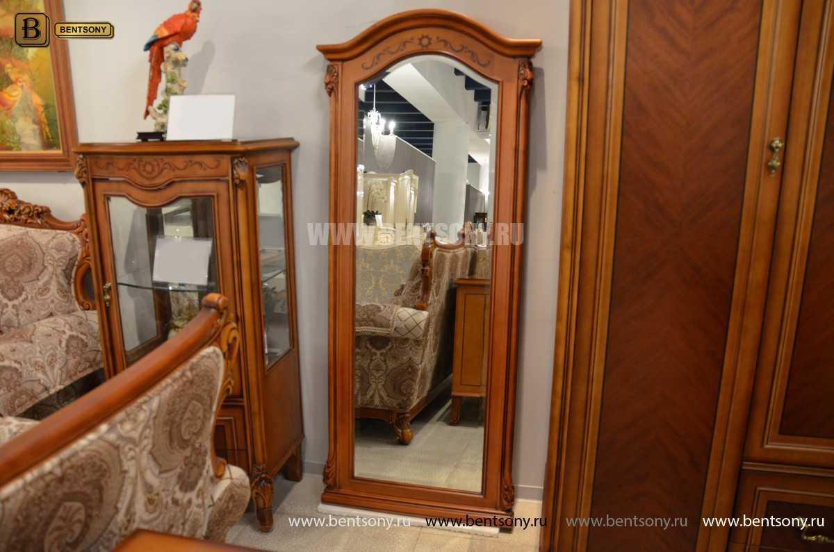 Зеркало в полный рост Флетчер (массив дерева) сайт цены