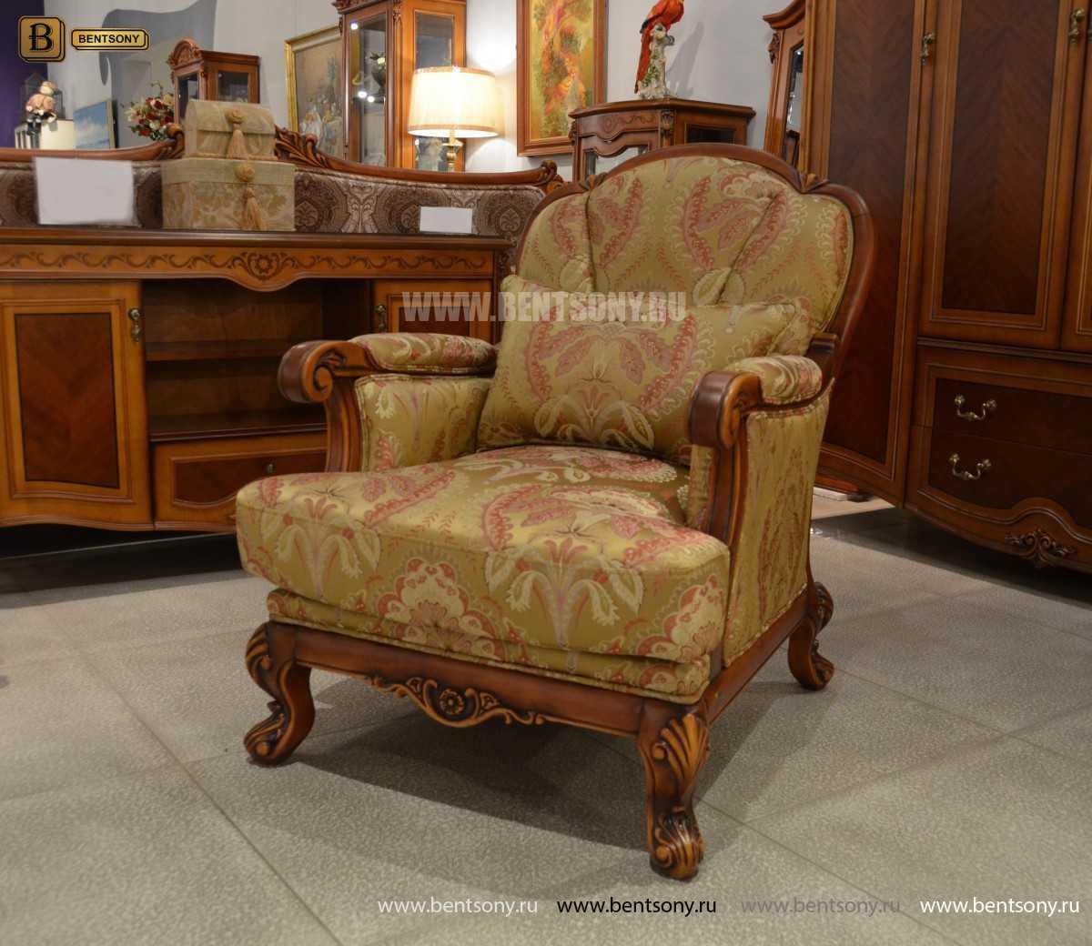 Кресло для отдыха Флетчер (Классика, Ткань) изображение