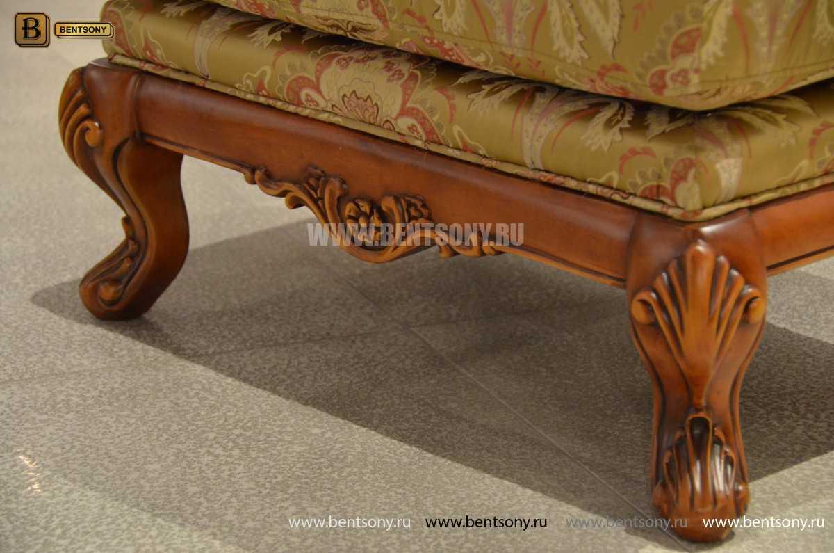Кресло для отдыха Флетчер (Классика, Ткань) для загородного дома