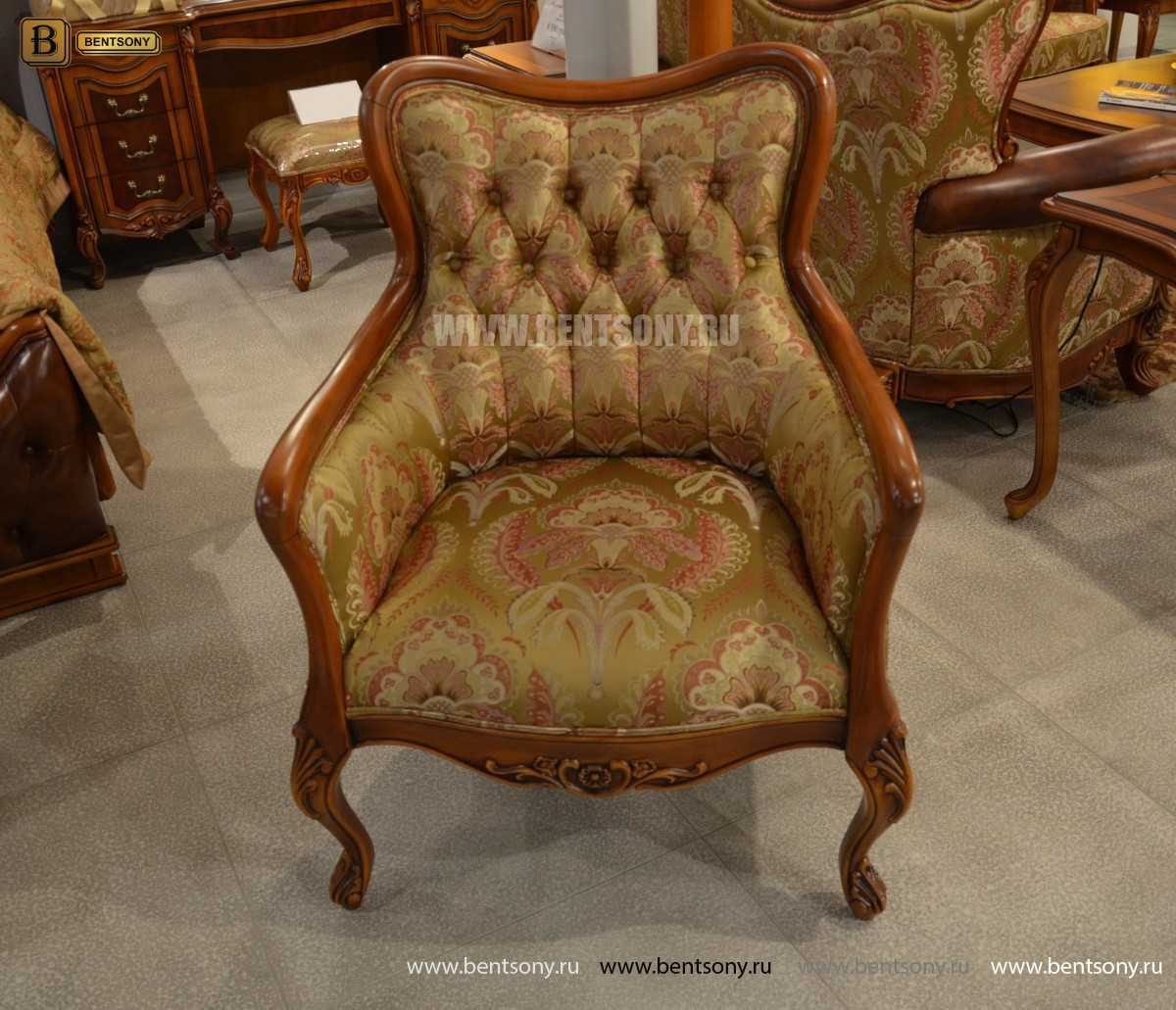 Кресло Флетчер (Классика, ткань) магазин