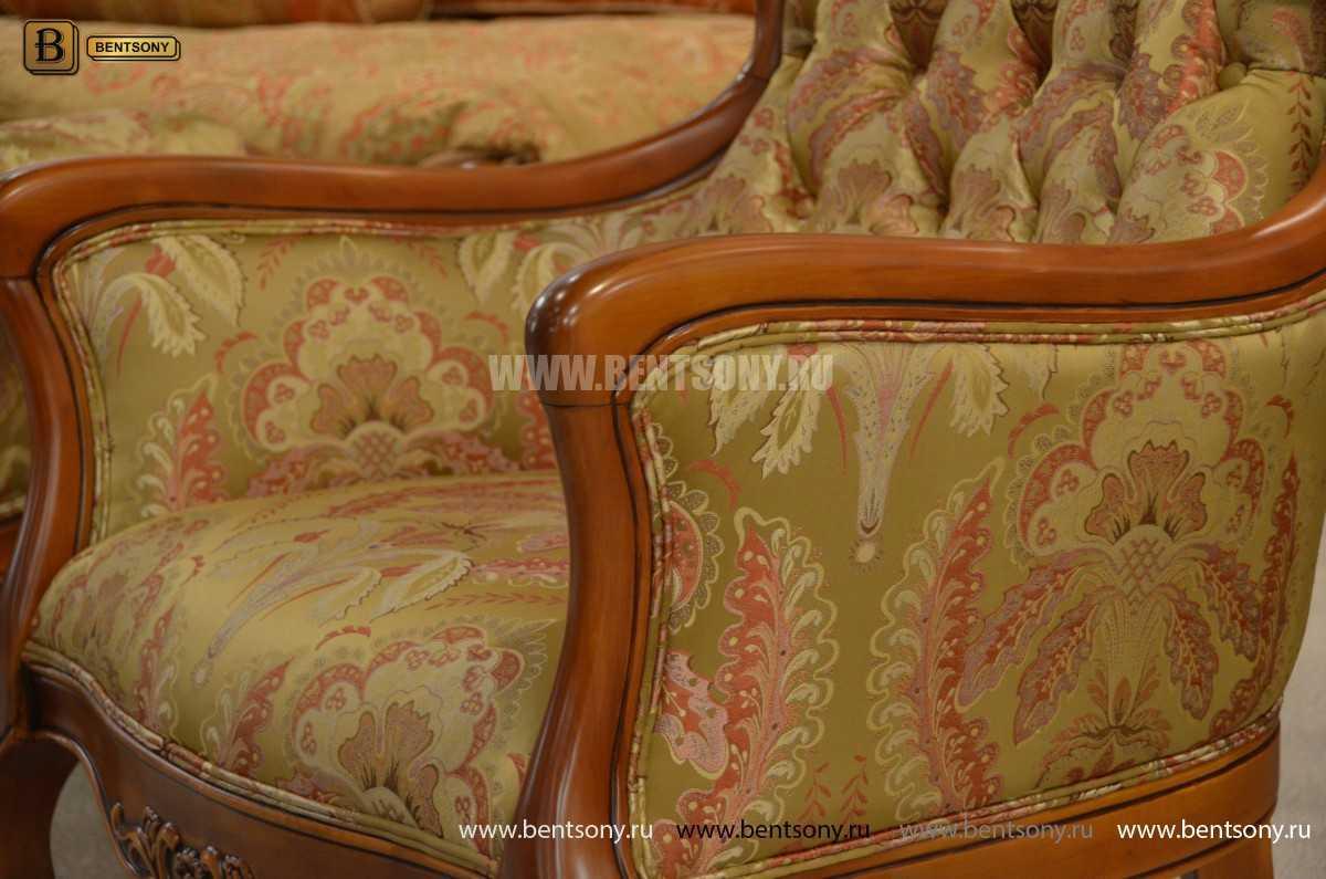 Кресло Флетчер (Классика, ткань) изображение