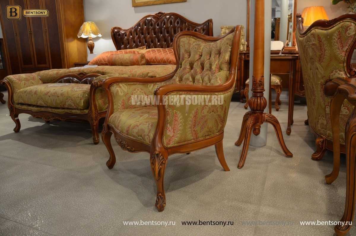 Кресло Флетчер (Классика, ткань) купить