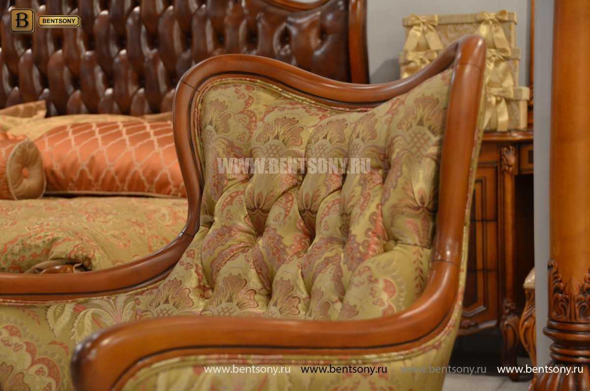 Кресло Флетчер (Классика, ткань) каталог