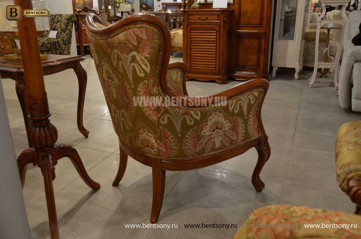 Кресло Флетчер (Классика, ткань) купить в Москве