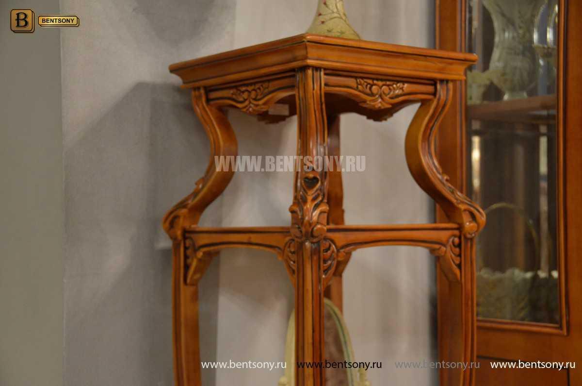 Подставка под цветы Флетчер (Массив дерева) каталог мебели с ценами