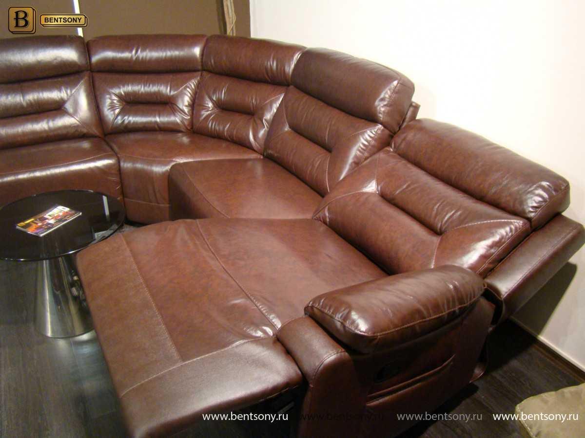 купить угловой диван кожа москва