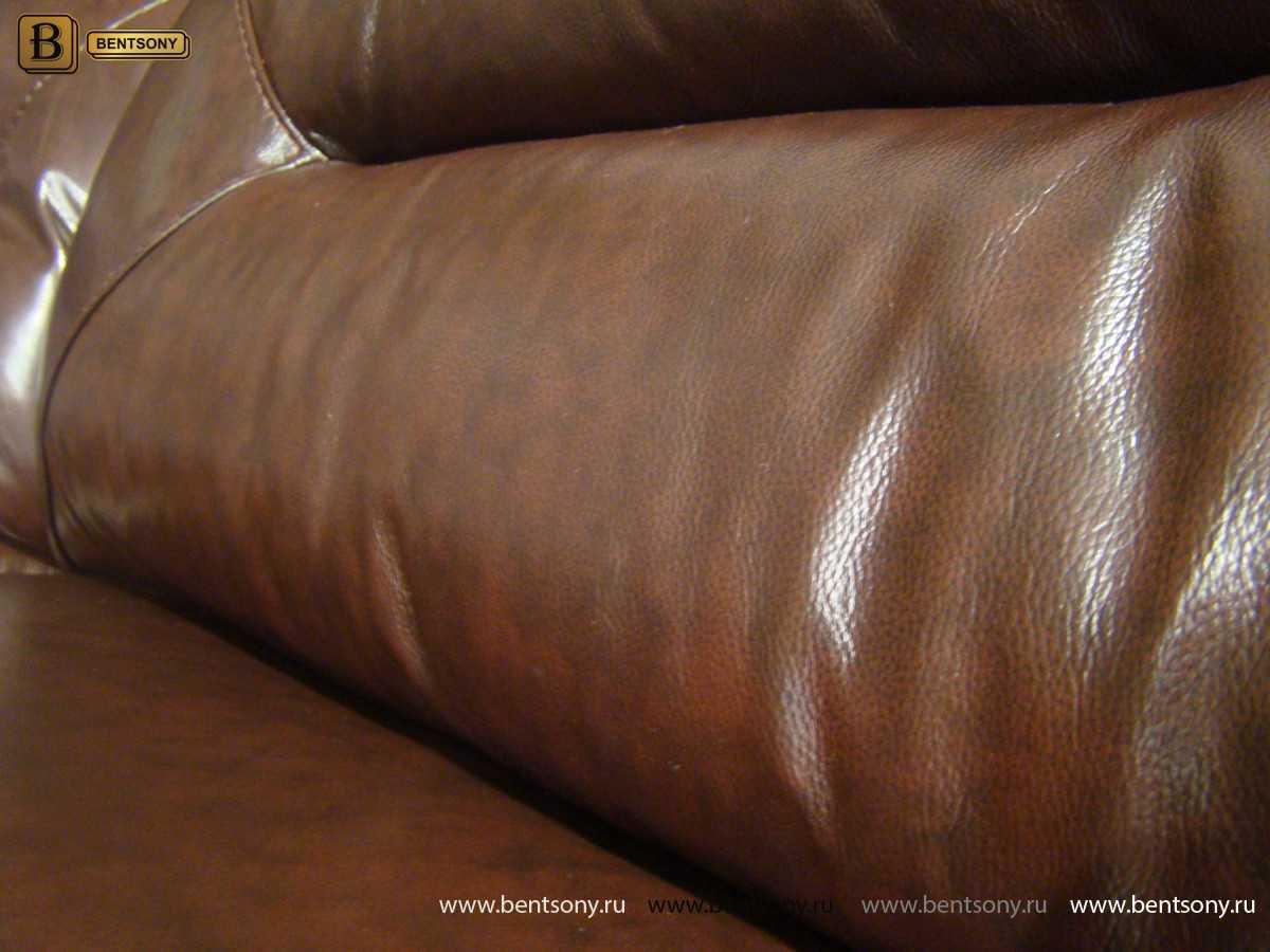 диван в гостиную кожа