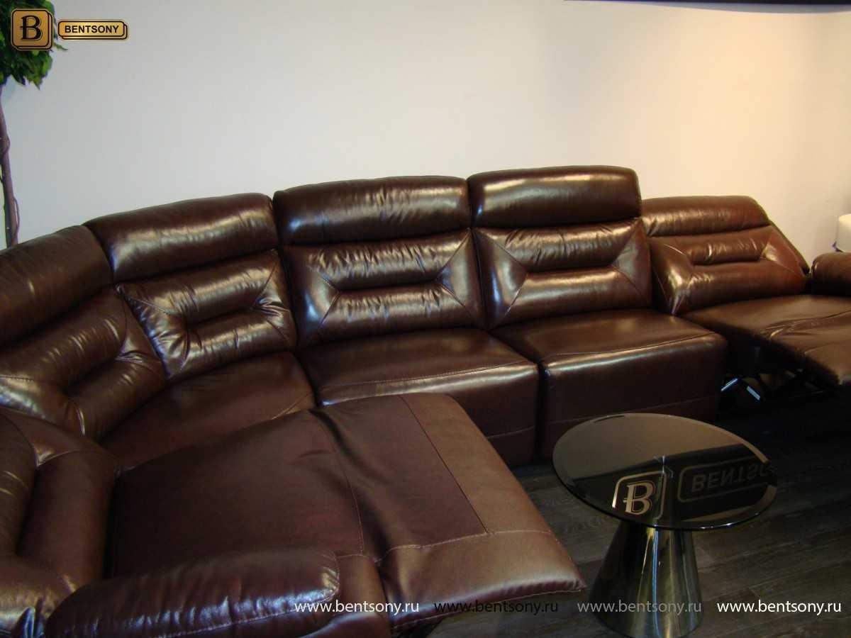 кожаная мебель Бенцони диван