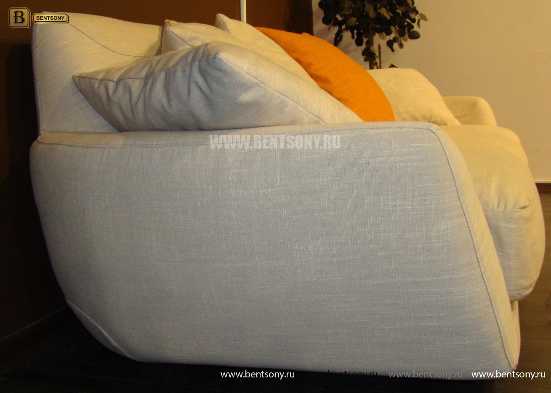 подлокотник диван Бласко рогожка