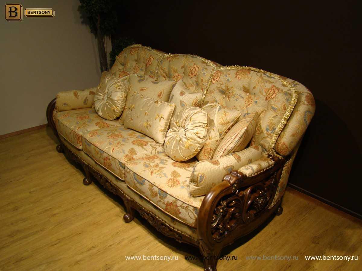 Диван Ривьера (Прямой, Классический) каталог мебели