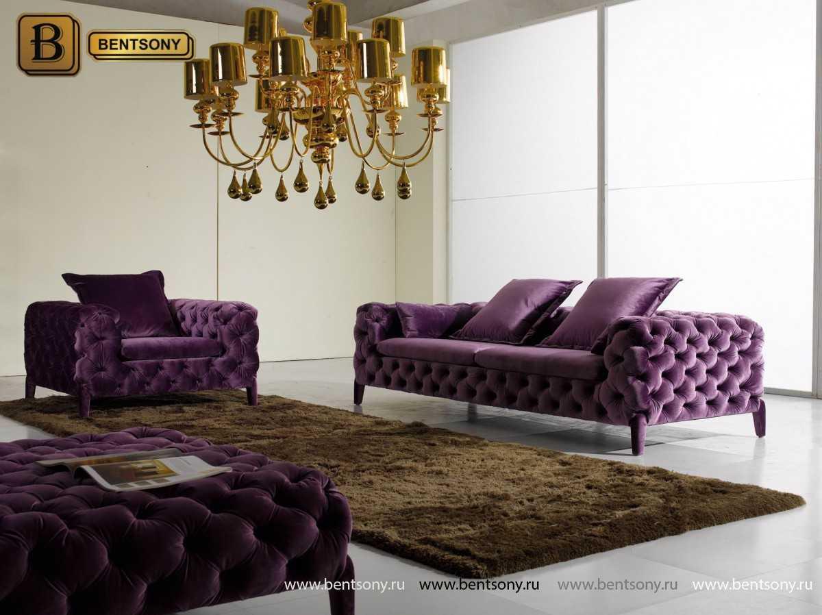 стильный интерьер мебель Бенцони