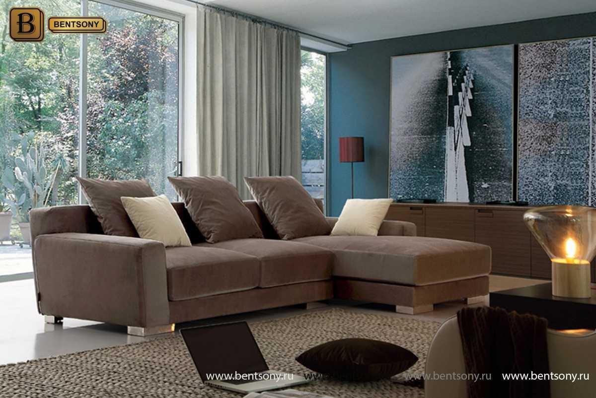 Диван Модесто (С Шезлонгом) каталог мебели