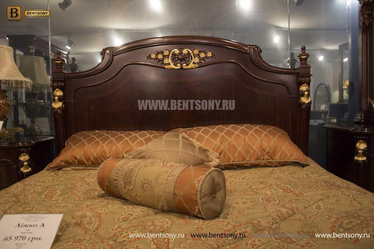 Кровать Вагнер А (Классика, Массив дерева) каталог