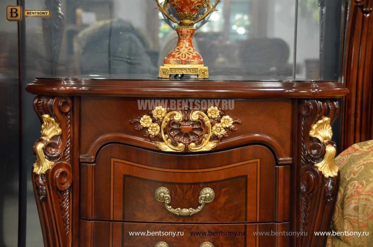 Тумба прикроватная Вагнер А (Массив дерева) каталог мебели