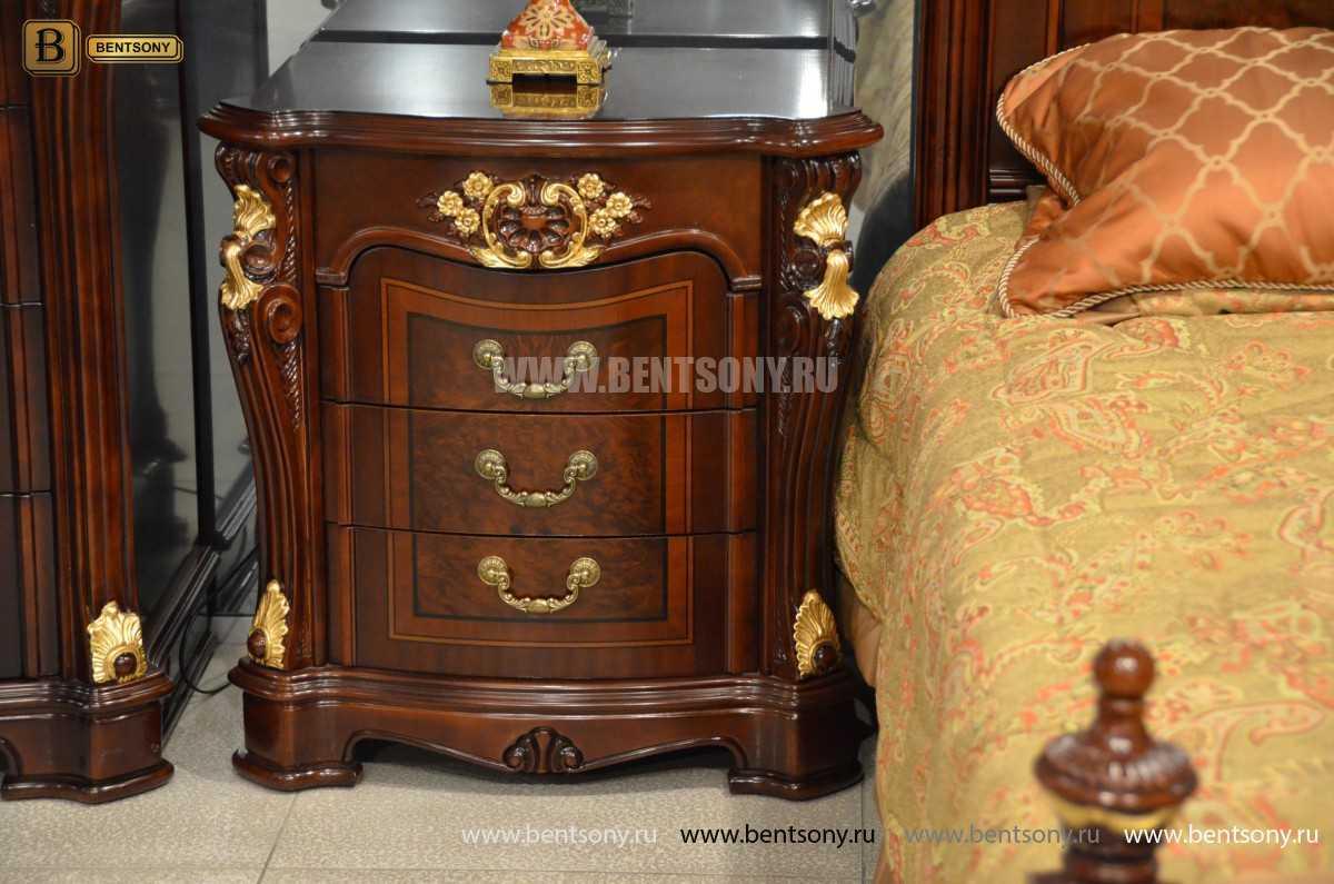 Тумба прикроватная Вагнер А (Массив дерева) каталог мебели с ценами