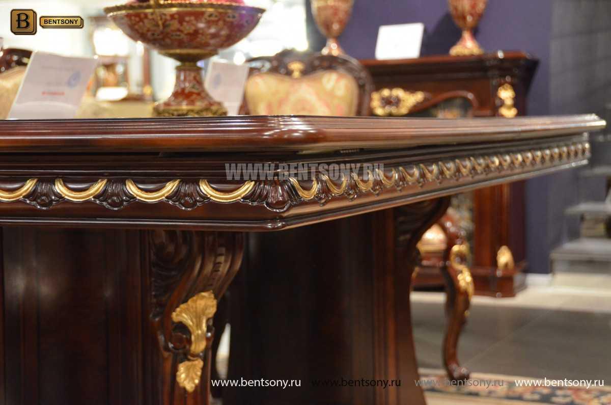 Стол обеденный Вагнер раздвижной (массив дерева) цена