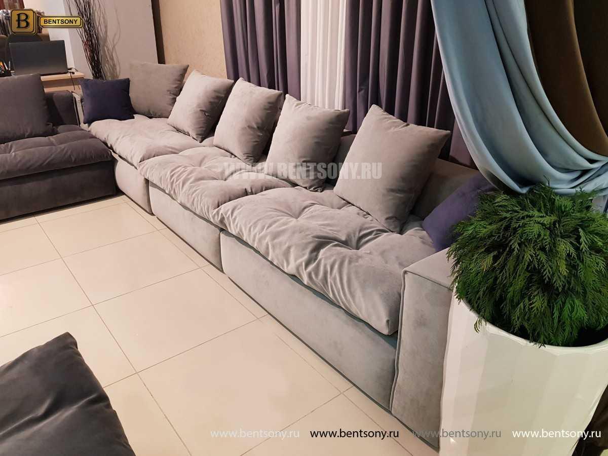 Диван Бениамино модульный (Прямой) каталог мебели