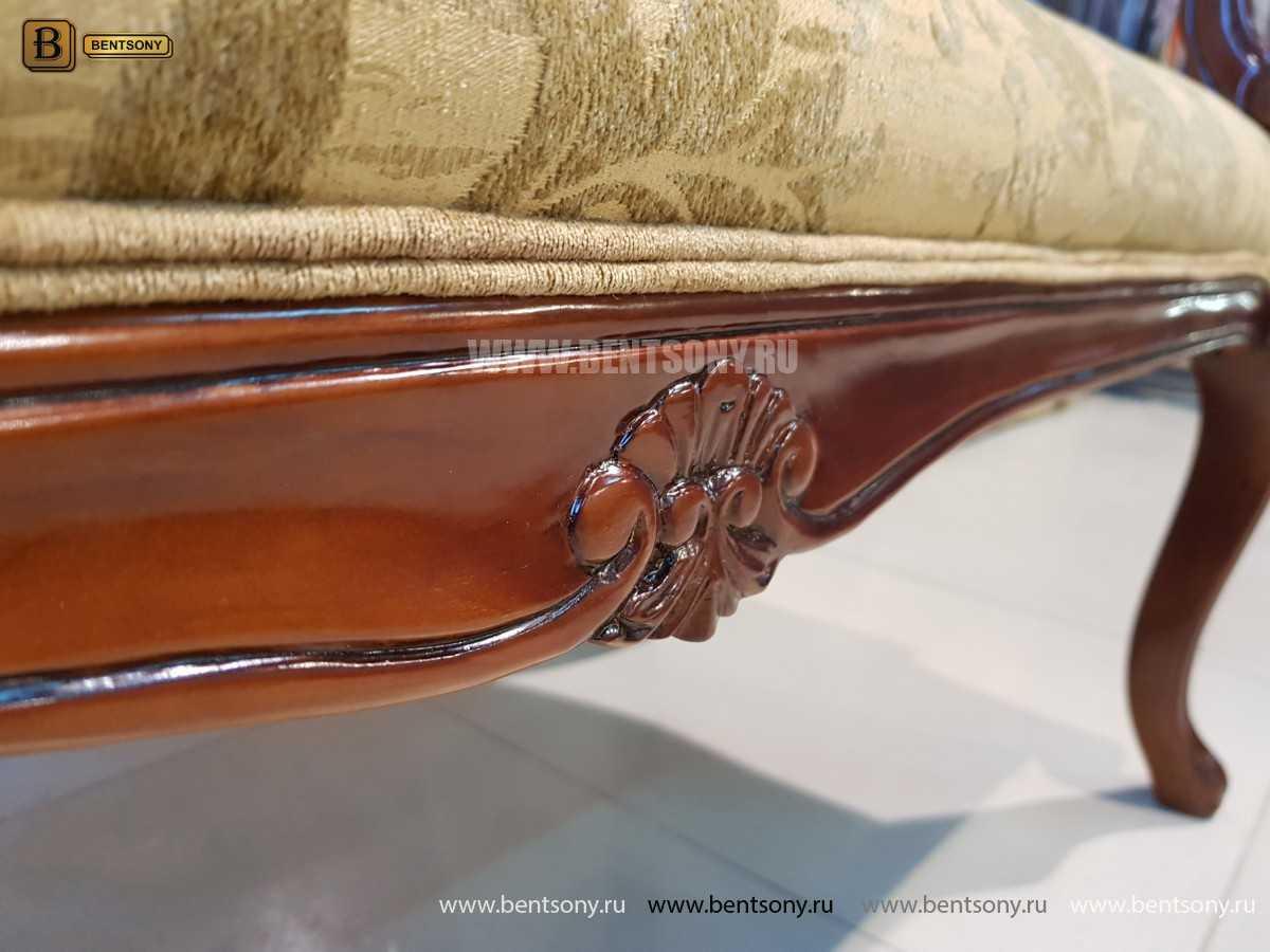 Банкетка Флетчер (Ткань, классика) в интерьере