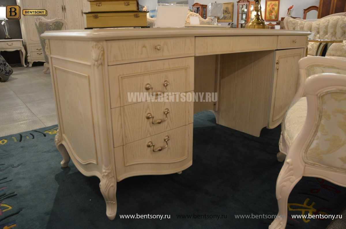Кабинет Флетчер-W (Классика, массив дерева) каталог мебели