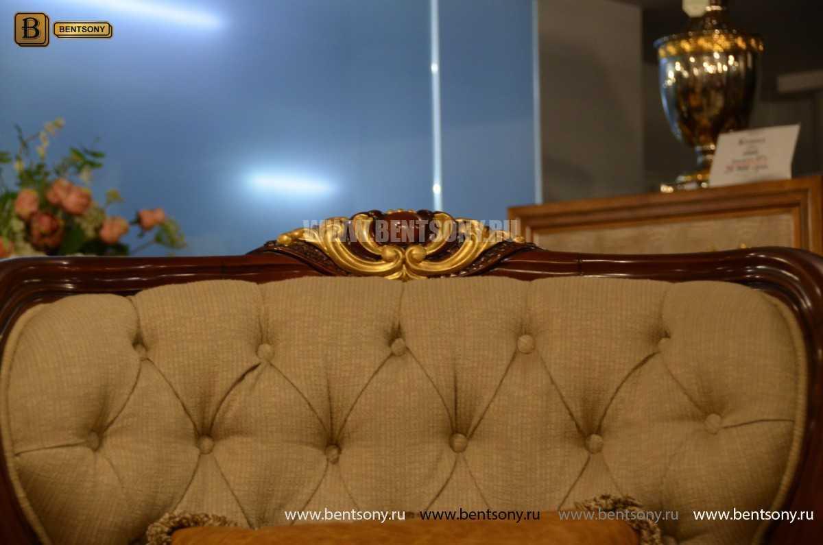 Кресло Вагнер А классическое (Подлокотники кожа) в СПб