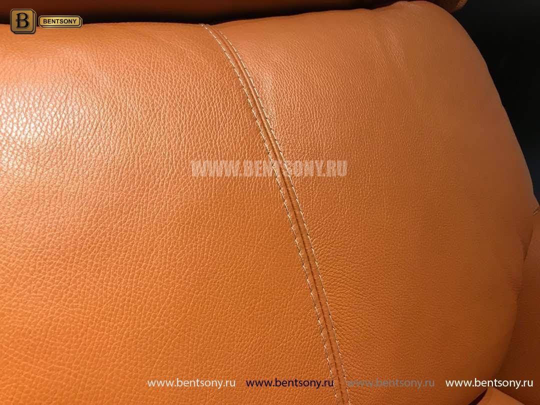 Кресло Венто (Реклайнер, Натуральная Кожа, Алькантара) каталог мебели с ценами
