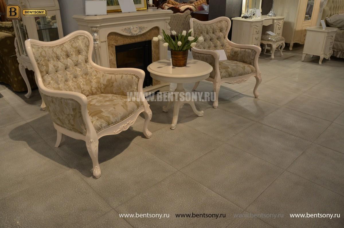 Кресло Флетчер-W (Классика, ткань) купить