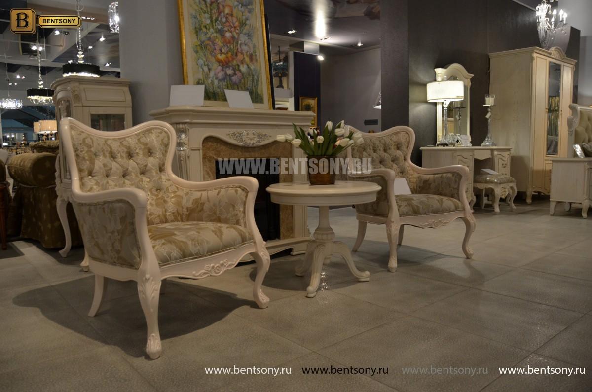 Кресло Флетчер-W (Классика, ткань) каталог с ценами