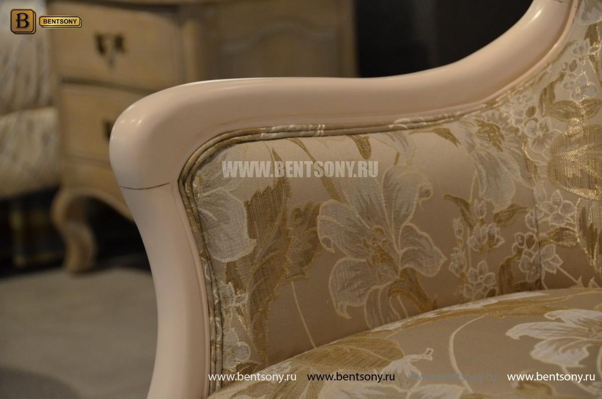 Кресло Флетчер-W (Классика, ткань) фото