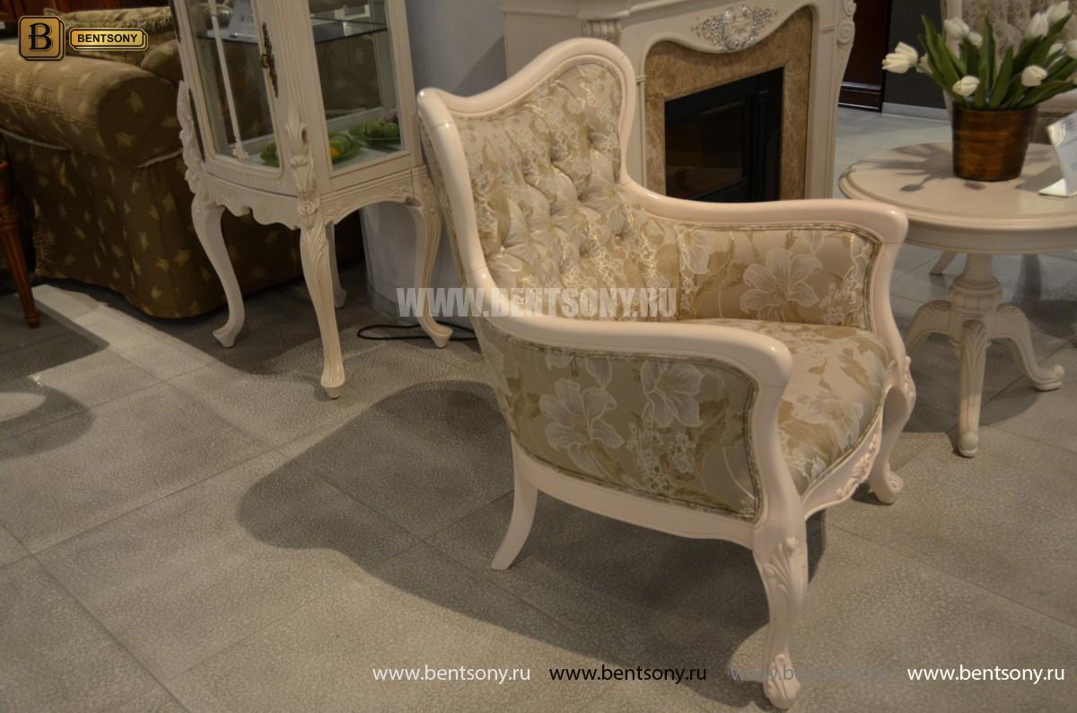Кресло Флетчер-W (Классика, ткань) купить в Москве